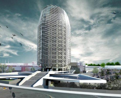 Uffici Torre Zucchetti – Lodi
