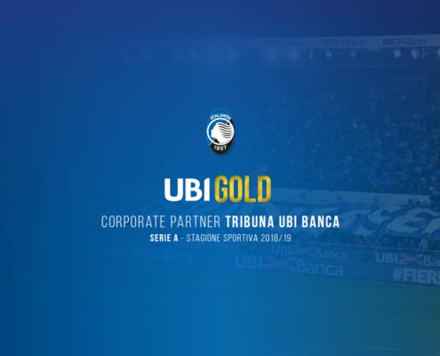 Cubo2010 è Corporate Partner UBI Gold serie A stagione sportiva 2018-2019