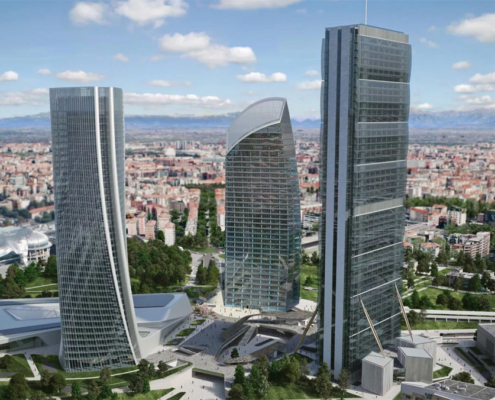 Torre Libeskind